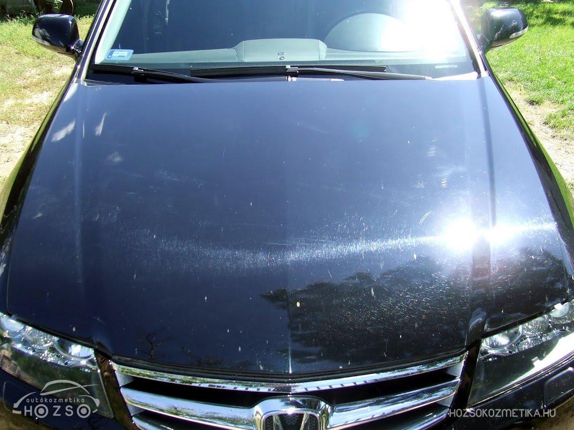 Autó polírozás