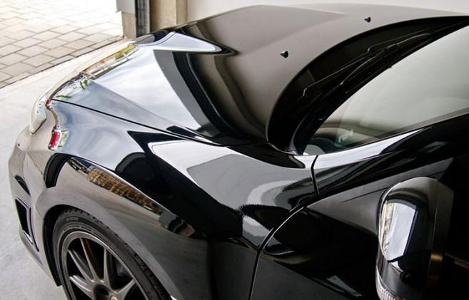 Autó fényezés védelem kerámia bevonattal